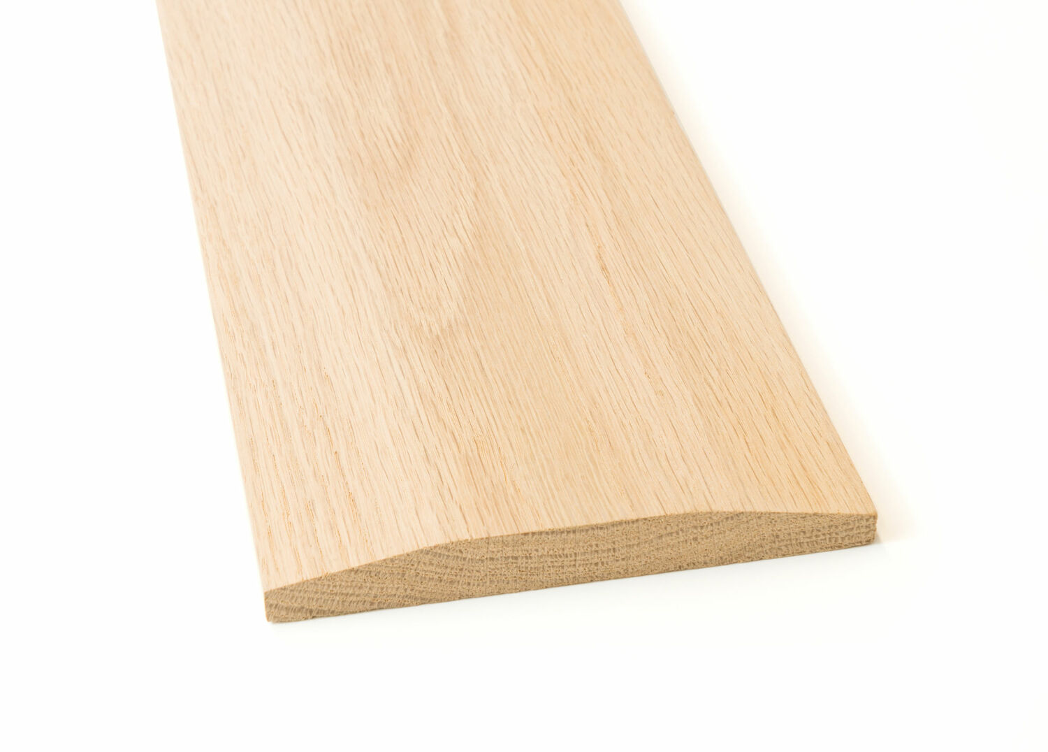 Cut To Size American White Oak Chamfered Door Threshold