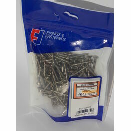 Multi-purpose Stainless Steel Wood Screws