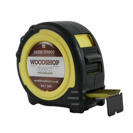 Woodshop Direct Tape Measure 5m /16ft