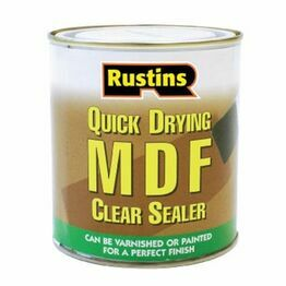 Rustins Quick Dry MDF Sealer - 500ml