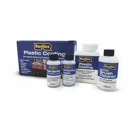 Rustins Plastic Coating Outfit