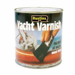 Rustins Satin Yacht Varnish