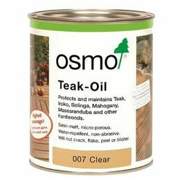 Osmo Teak 007 - Clear Oil