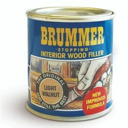 Brummer Interior Wood Filler - 250g