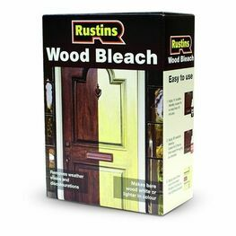 Rustins Wood Bleach Set A+B - 500ml