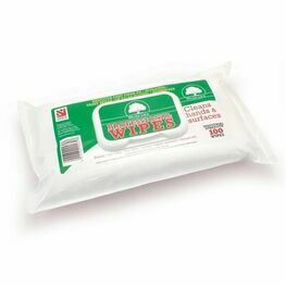 Wudcare Wipes (Pack of 50)