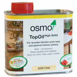 Osmo 3058 Top Oil Clear Matt 0.5L