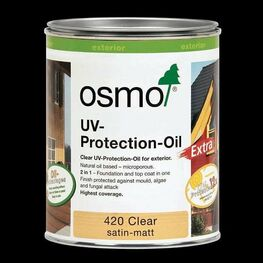 Osmo 420 UV Protection Oil Extra - Clear