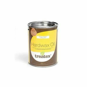 Treatex - Clear Hardwax Oil - Satin