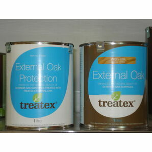 Treatex External Oak Virgin Oak & External Oak Protection