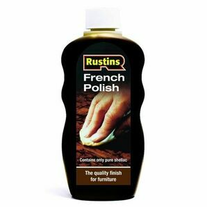 Rustins French Polish - Clear