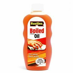 Rustins Boiled Linseed Oil - 500ml