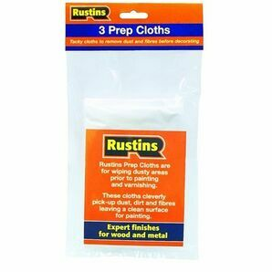Rustins Prep Cloths - Pack of 3