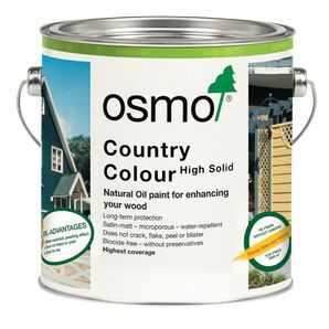 Osmo Country Colour Exterior Wood Paint