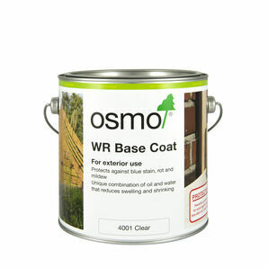 Osmo 4001 WR Base Coat Aqua