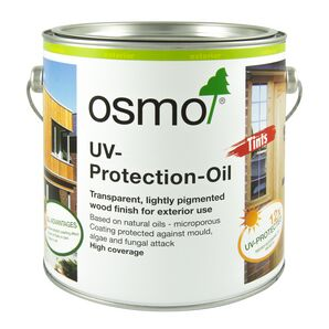 Osmo 429 UV Protection Oil Extra - Natural