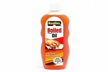 Rustins ® Boiled Linseed Oil
