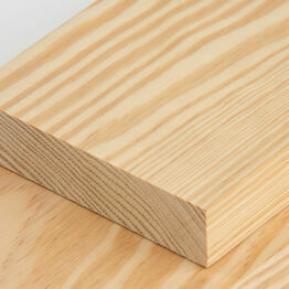 Extra Wide Joined Planed All Round Southern Yellow Pine Timber