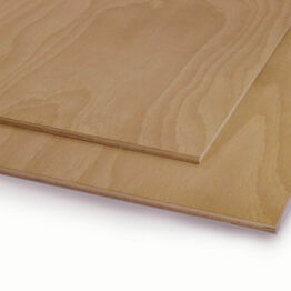 Trada Q-mark Hardwood Plywood (WBP)