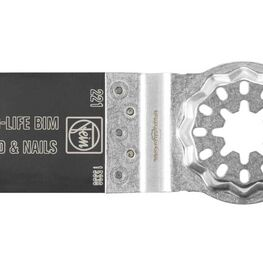 FEIN Starlock E-Cut Universal Saw Blade SL (44mm) - Pack of 10