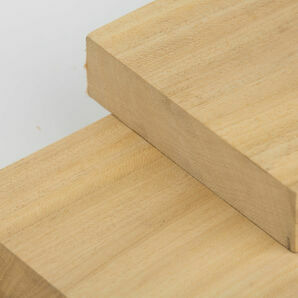 Extra Wide Joined Planed All Round Obeche Timber