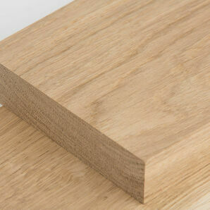 Extra Wide Planed All Round European Oak Timber