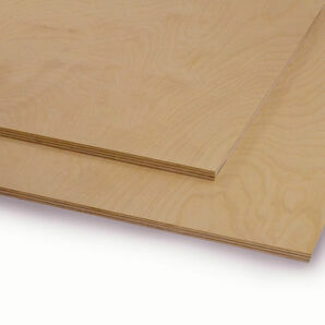 Russian Birch Plywood Sheet - 2440mm x 1220mm