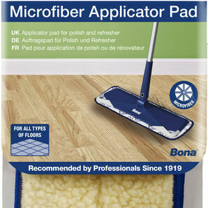 Bona Refresher Floor Applicator Pad - Beige