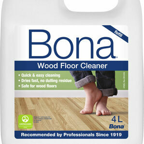 Bona Wood Floor Cleaner Refill - 4 Litres