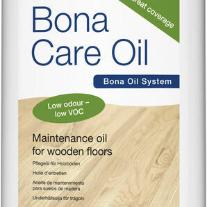 Bona Wooden Floor Care Oil - 1 Litre