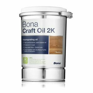 Bona Craft Oil 2K - 1.25 Litres