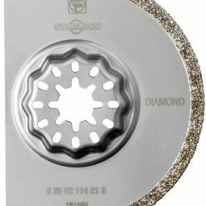 FEIN Starlock Segmented Diamond Coated Saw Blade SL (75mm)