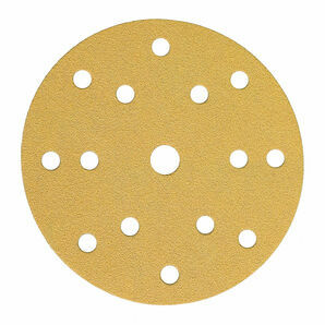 Mirka Gold Grip 15H Sanding Disc - 150mm (Pack of 100)