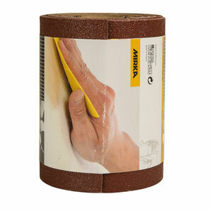 Mirka AvoMax Antistatic Sandpaper Roll (115mm x 50m)