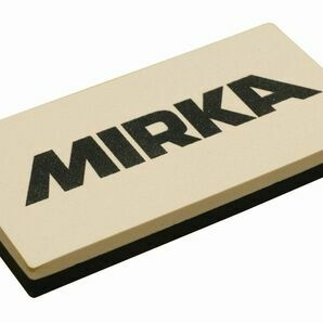 Mirka 2-Sided Hand Sanding Block - 125 x 60 x 12mm