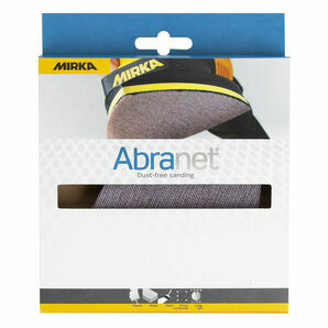 Mirka Abranet Delta Triangle Sandpaper - 100 x 152 x 152mm (Pack of 10)
