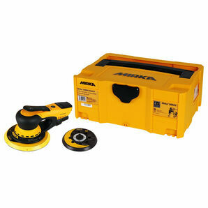 Mirka DEROS 5650X CV 110V Orbital Sander with Case