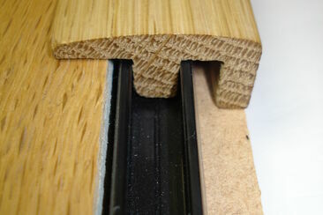 End Profile Oak Flooring Thresholds