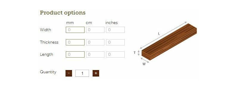 Wood Cut To Size At Woodshop Direct