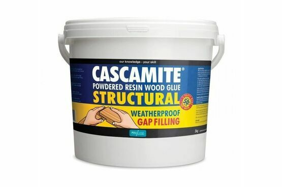 Cascamite Structural Interior / Exterior Wood Glue