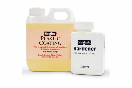 Rustins® Plastic Coating