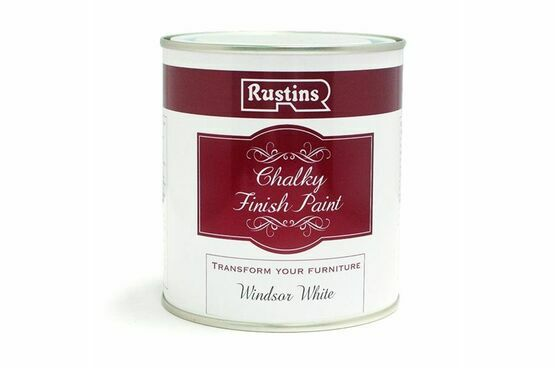 Rustins Chalky Finish Paint - Savoy Sage
