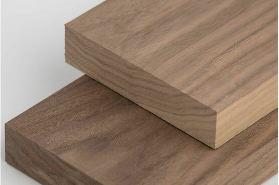 Planed All Round American Black Walnut Timber