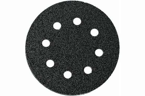 FEIN Round Perforated Sanding Sheet (115mm) - Pack of 16