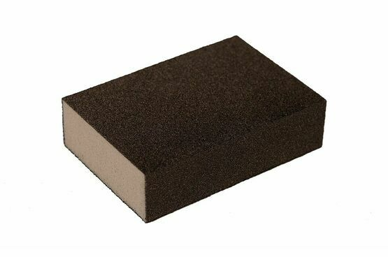 Mirka Sanding Sponge Firm/Firm - 100 x 70 x 28mm (Pack of 100)